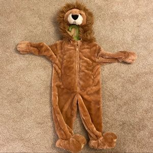 Other - HALLOWEEN SALE! Kids Lion costume, size 2T